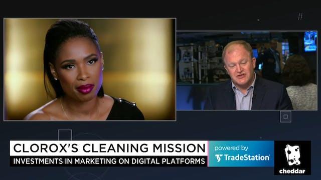 Clorox CMO: Over 50% of Marketing Bud...