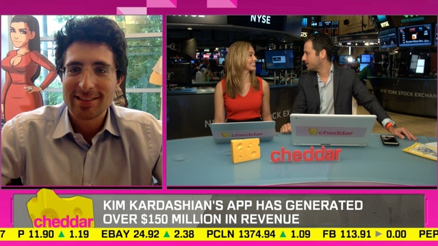 Glu CEO on Kim Kardashian Hollywood's...