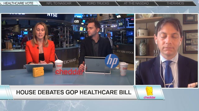 J. Hogan Gidley Tells Us Why the AHCA...