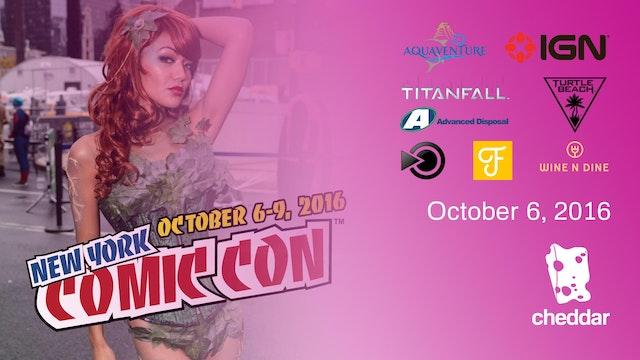 October 6, 2016 Full Show