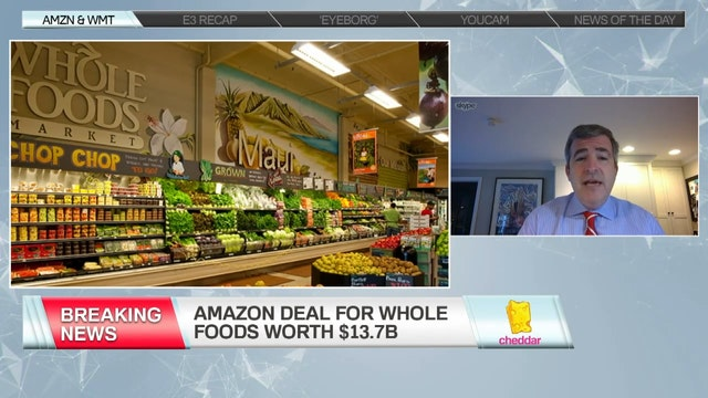With Whole Foods Purchase, Amazon Is ...