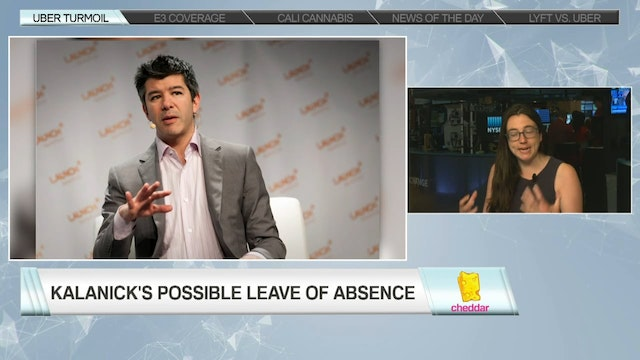 Why Uber CEO Travis Kalanick's Leave ...
