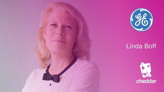 Exclusive: GE Chief Marketing Officer Linda Boff on the next big platform