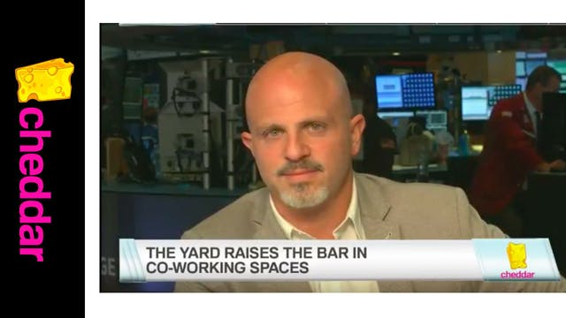 The Yard - Raising The Bar in Co-Work...