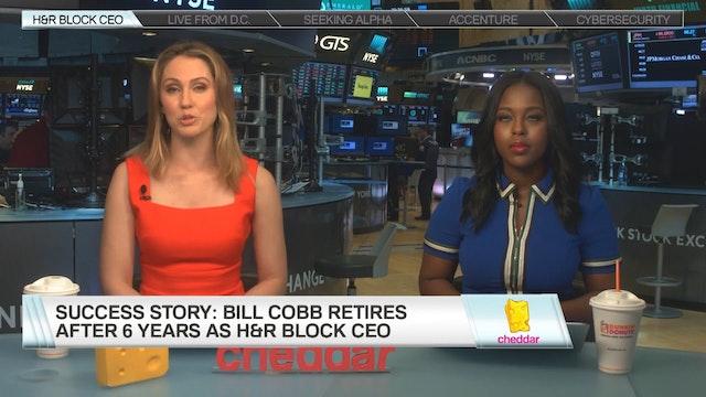 Bill Cobb CEO of H&R Block