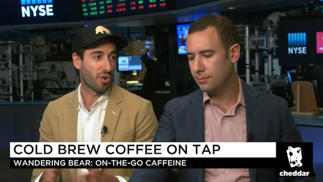 Wandering Bear Aims to Give Millennials Their Coffee Fix