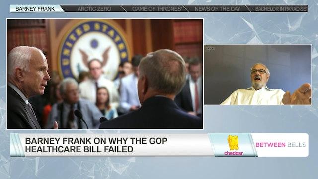 Barney Frank: McCain's Healthcare Vot...