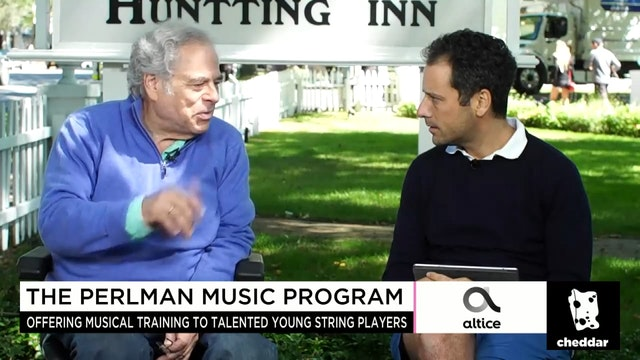 Legendary Violinist Itzhak Perlman's ...