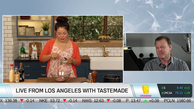 Our Interview With Tastemade Co-Found...