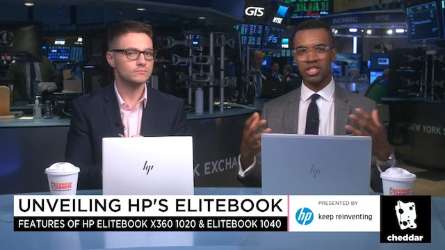 HP Debuts Two New EliteBooks