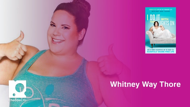 TV personality Whitney Way Thore on h...