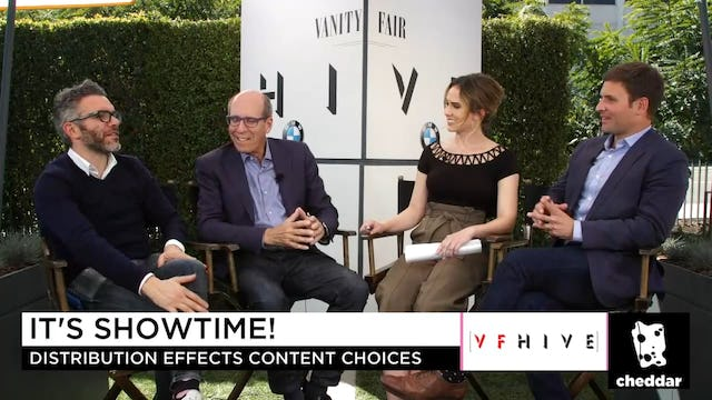 Showtime Chairman: We Are a Tech Company