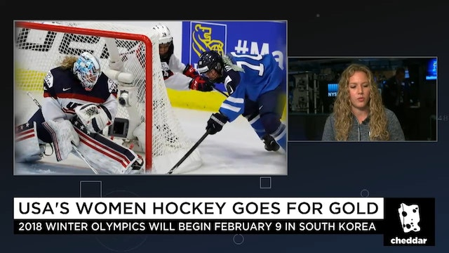 For U.S. Women's Hockey, It's About M...