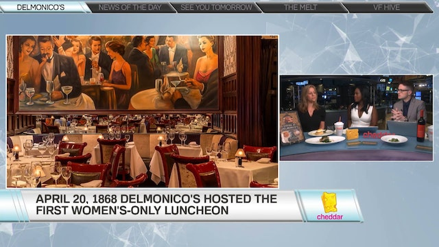 Delmonico's Restaurant is celebrating...