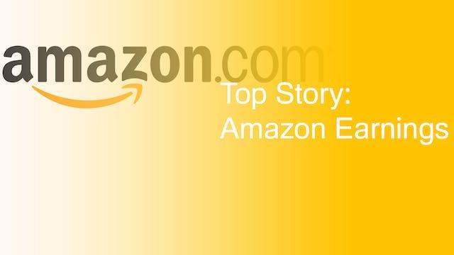 Top News: Amazon Earnings