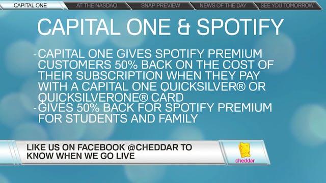 Capital One Announces Partnership wit...