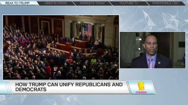 Rep. Hakeem Jeffries on Calls to Investigate the Election