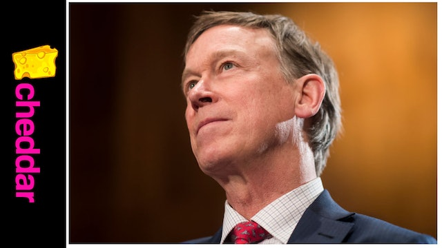 "Gov. Hickenlooper: ""Trump Trying to Distract Country from North Korea, Healthcare"""