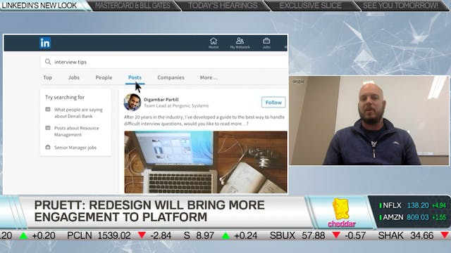 With Redesign, How Is LinkedIn Preven...