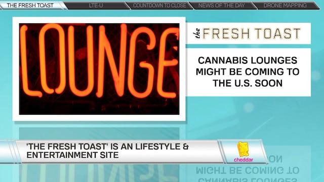 The Fresh Toast Wants to Change Marijuana Perceptions