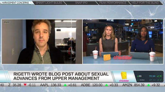 The Verge's Andrew Hawkins on Sexism at Uber