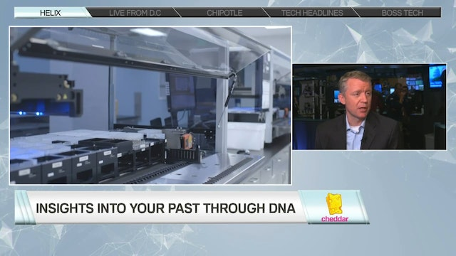 The ABC's of DNA Sequencing