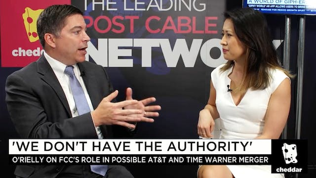 FCC Commissioner on the Agency's Role...