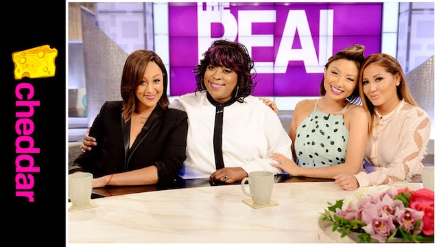"""Getting Real With the Hosts of """"The R..."""