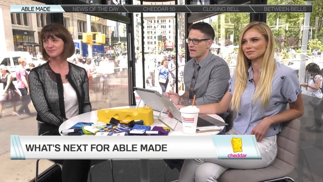Able Made Creates Accessories Benefiting Charity
