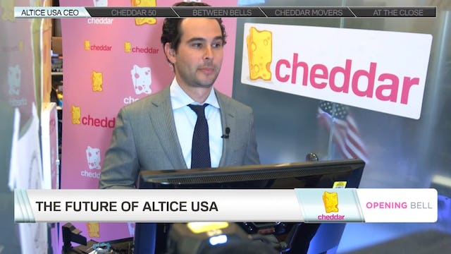 Altice USA CEO Says $20B in Debt Won't Stop It