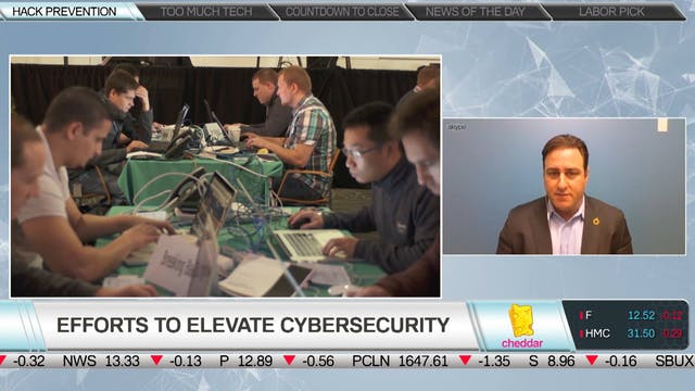 Symantec COO Michael Fey on Efforts t...