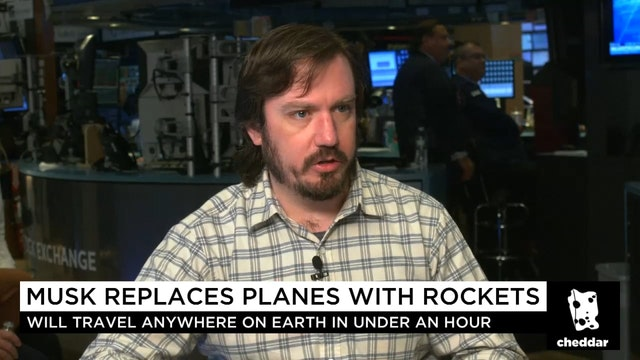 How Soon Can Musk Replace Planes With...