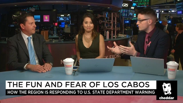 Fun and Fear: Los Cabos Wants Tourist...