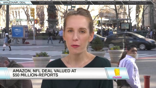 Amazon Paid Roughly $50M for the NFL....