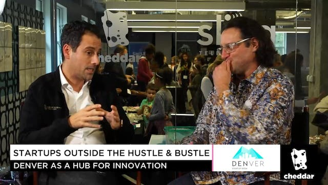How Peace and Quiet Are Driving Innovation in Denver
