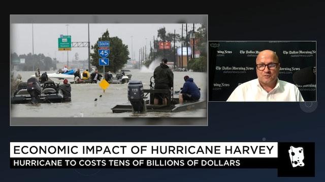 Hurricane Harvey's Economic Impact in...