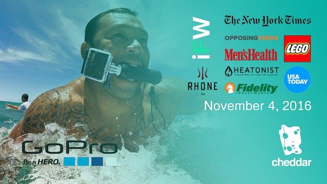 November 4, 2016 Full Show