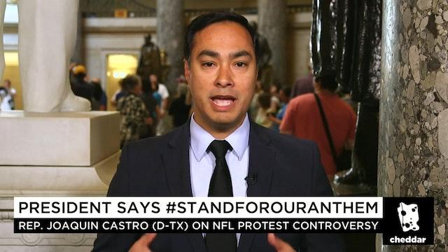 Congressman Joaquin Castro on Politic...