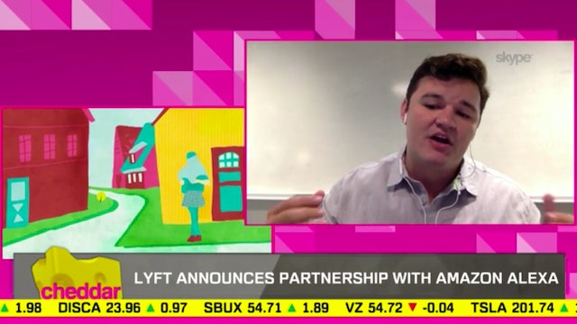 Lyft Tech Lead Announces New Partners...