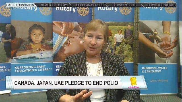 Carol Pandak Director of Rotary's Pol...