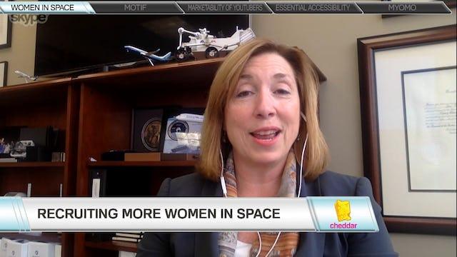 Lori Garver, Co-Founder, Brooke Owens Fellowship Program