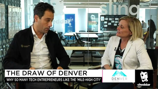 What's Drawing Tech to Denver?