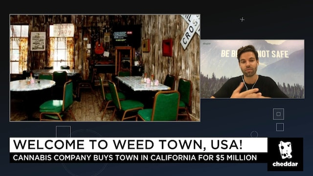 America's First Town Built on Pot