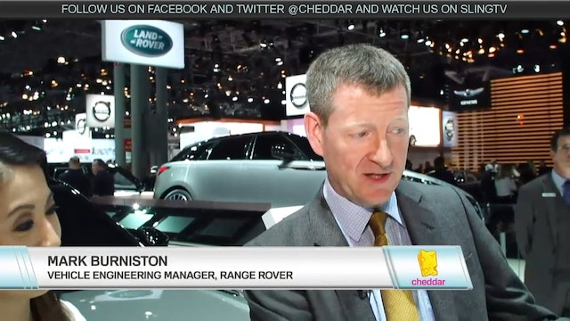 Why Range Rover Hopes Millenials Will...