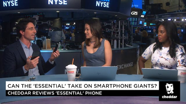 """""""Essential"""" Hits the Smartphone Market"""