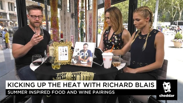 Kicking Up the Heat With Top Chef Ric...