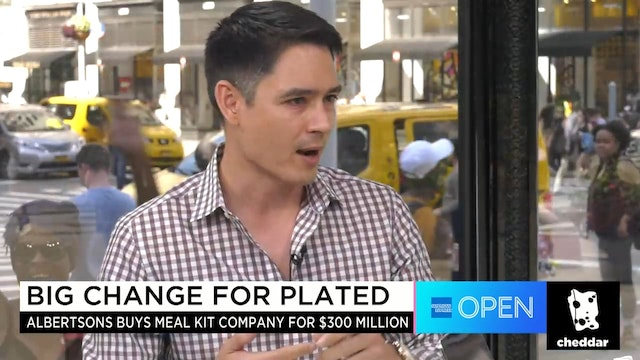 Plated's CEO Explains Why Albertsons ...