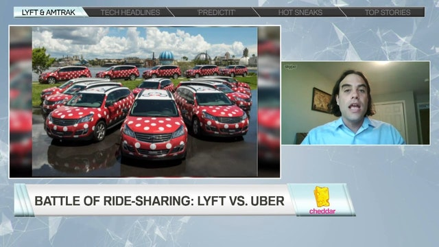 "Lyft Aims to Beat Out Uber With ""Mini..."