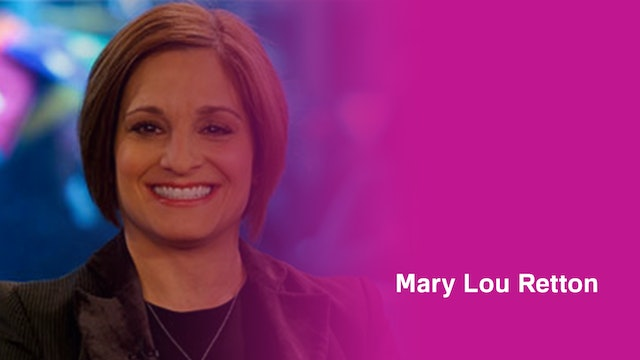 Mary Lou Retton: We're witnessing the...
