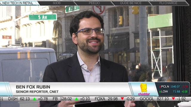 CNET's Ben Fox Rubin on Retailers Uti...